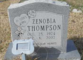 THOMPSON, ZENOBIA - Webster County, Louisiana | ZENOBIA THOMPSON - Louisiana Gravestone Photos