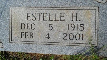 THURMAN, VERA ESTELLE (CLOSE UP) - Webster County, Louisiana | VERA ESTELLE (CLOSE UP) THURMAN - Louisiana Gravestone Photos