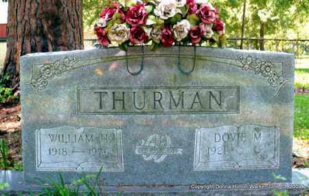 THURMAN, WILLIAM HENRY - Webster County, Louisiana   WILLIAM HENRY THURMAN - Louisiana Gravestone Photos