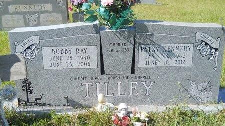 TILLEY, BOBBY RAY - Webster County, Louisiana | BOBBY RAY TILLEY - Louisiana Gravestone Photos