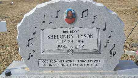 TYSON, SHELONDA - Webster County, Louisiana | SHELONDA TYSON - Louisiana Gravestone Photos