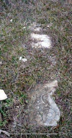 UNKNOWN, BROKEN STONE - Webster County, Louisiana | BROKEN STONE UNKNOWN - Louisiana Gravestone Photos