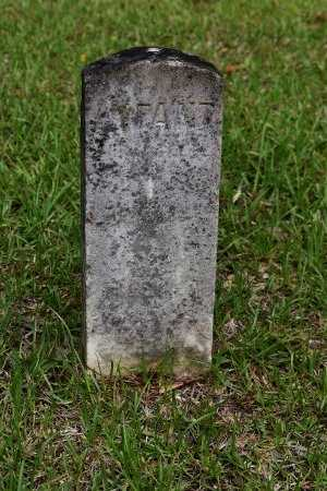 UNKNOWN, INFANT - Webster County, Louisiana | INFANT UNKNOWN - Louisiana Gravestone Photos