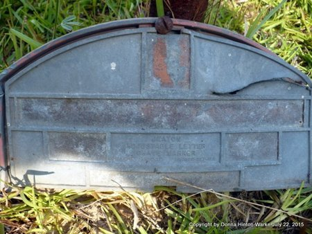 UNKNOWN, MARKER - Webster County, Louisiana | MARKER UNKNOWN - Louisiana Gravestone Photos