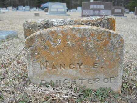 UNKNOWN, NANCY E - Webster County, Louisiana | NANCY E UNKNOWN - Louisiana Gravestone Photos
