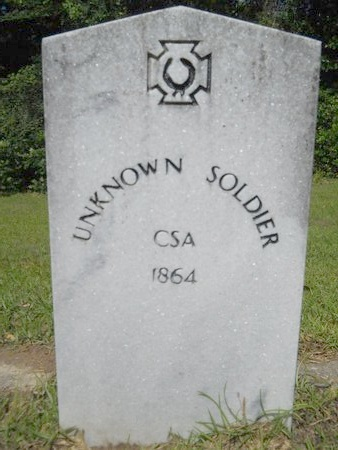 UNKNOWN, SOLDIER - Webster County, Louisiana   SOLDIER UNKNOWN - Louisiana Gravestone Photos