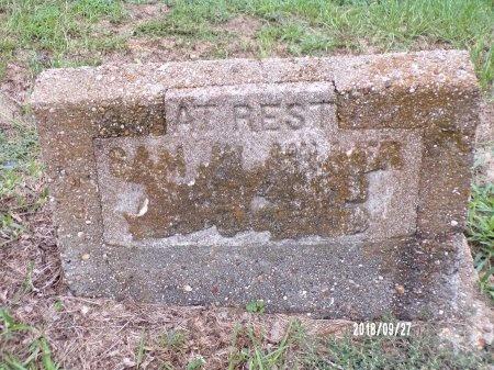 UNKNOWN, SAM W - Webster County, Louisiana | SAM W UNKNOWN - Louisiana Gravestone Photos