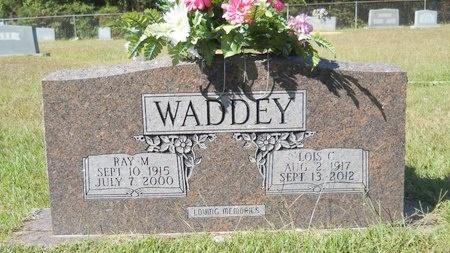 WADDEY, RAY M - Webster County, Louisiana | RAY M WADDEY - Louisiana Gravestone Photos