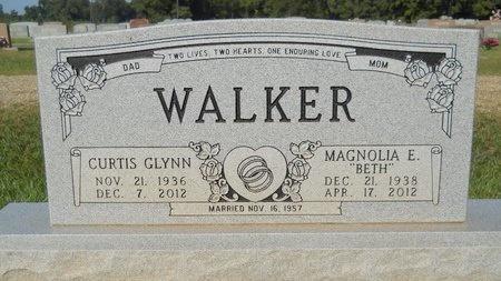 "WALKER, MAGNOLIA E ""BETH"" - Webster County, Louisiana | MAGNOLIA E ""BETH"" WALKER - Louisiana Gravestone Photos"