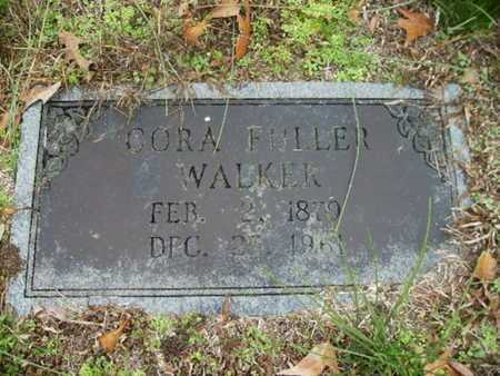 WALKER, CORA - Webster County, Louisiana   CORA WALKER - Louisiana Gravestone Photos