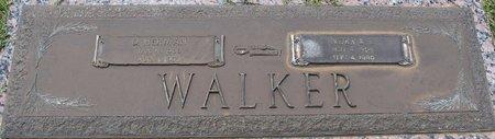 WALKER, NORMA L - Webster County, Louisiana | NORMA L WALKER - Louisiana Gravestone Photos