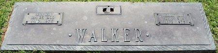 WALKER, HENRY LEON - Webster County, Louisiana | HENRY LEON WALKER - Louisiana Gravestone Photos