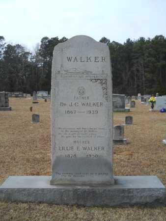 WALKER, LILLIE E - Webster County, Louisiana   LILLIE E WALKER - Louisiana Gravestone Photos