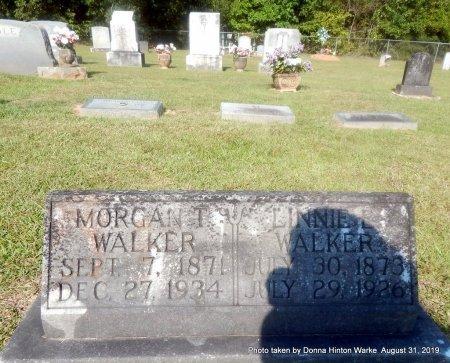 WALKER, LINNIE E - Webster County, Louisiana | LINNIE E WALKER - Louisiana Gravestone Photos