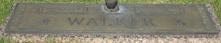 WALKER, IOLA K - Webster County, Louisiana | IOLA K WALKER - Louisiana Gravestone Photos