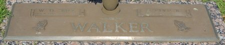 WALKER, W D - Webster County, Louisiana | W D WALKER - Louisiana Gravestone Photos
