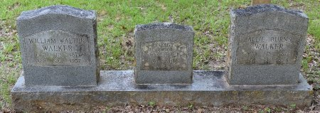 WALKER, INFANT SON - Webster County, Louisiana | INFANT SON WALKER - Louisiana Gravestone Photos