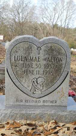 WALTON, LULA MAE - Webster County, Louisiana | LULA MAE WALTON - Louisiana Gravestone Photos