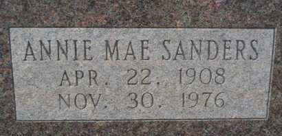 WATTERS, ANNIE MAE (CLOSE UP) - Webster County, Louisiana | ANNIE MAE (CLOSE UP) WATTERS - Louisiana Gravestone Photos