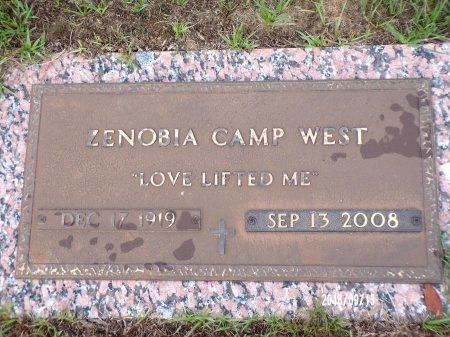 WEST, ZENOBIA - Webster County, Louisiana | ZENOBIA WEST - Louisiana Gravestone Photos