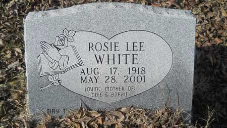 WHITE, ROSIE LEE - Webster County, Louisiana | ROSIE LEE WHITE - Louisiana Gravestone Photos