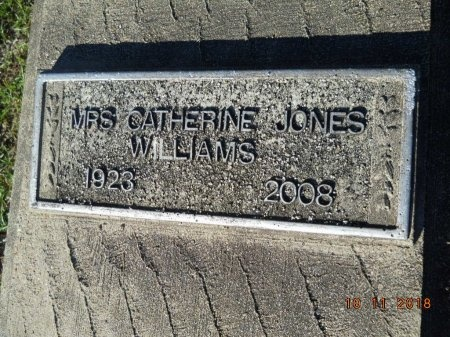 WILLIAMS, CATHERINE - Webster County, Louisiana | CATHERINE WILLIAMS - Louisiana Gravestone Photos