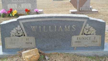 WILLIAMS, EUNICE E - Webster County, Louisiana | EUNICE E WILLIAMS - Louisiana Gravestone Photos