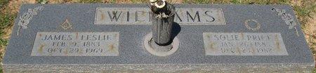 WILLIAMS, SOLIE - Webster County, Louisiana   SOLIE WILLIAMS - Louisiana Gravestone Photos