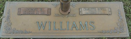 WILLIAMS, CHARLOTTE - Webster County, Louisiana | CHARLOTTE WILLIAMS - Louisiana Gravestone Photos