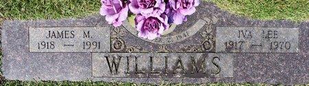WILLIAMS, IVA LEE - Webster County, Louisiana | IVA LEE WILLIAMS - Louisiana Gravestone Photos