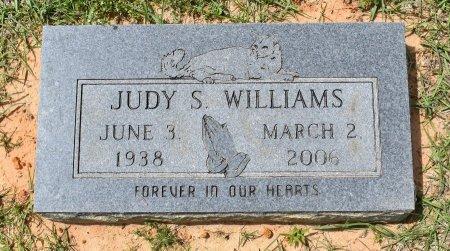 WILLIAMS, JUDY - Webster County, Louisiana | JUDY WILLIAMS - Louisiana Gravestone Photos