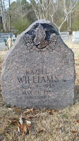 WILLIAMS, KAZELL - Webster County, Louisiana | KAZELL WILLIAMS - Louisiana Gravestone Photos