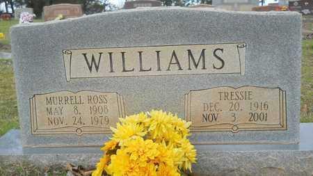 WILLIAMS, TRESSIE - Webster County, Louisiana | TRESSIE WILLIAMS - Louisiana Gravestone Photos