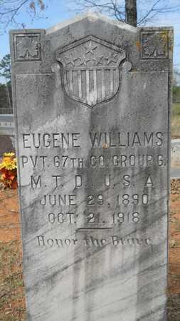 WILLIAMS, EUGENE (VETERAN) - Webster County, Louisiana   EUGENE (VETERAN) WILLIAMS - Louisiana Gravestone Photos