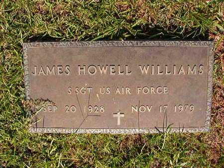 WILLIAMS, JAMES HOWELL (VETERAN) - Webster County, Louisiana   JAMES HOWELL (VETERAN) WILLIAMS - Louisiana Gravestone Photos