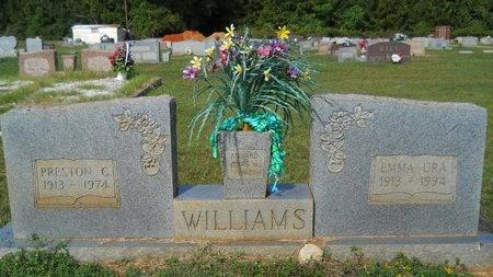 WILLIAMS, PRESTON CORNEL - Webster County, Louisiana | PRESTON CORNEL WILLIAMS - Louisiana Gravestone Photos