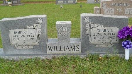 WILLIAMS, CLARA L - Webster County, Louisiana | CLARA L WILLIAMS - Louisiana Gravestone Photos