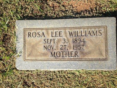 WILLIAMS, ROSA LEE - Webster County, Louisiana   ROSA LEE WILLIAMS - Louisiana Gravestone Photos