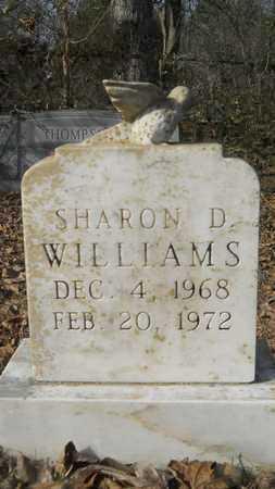 WILLIAMS, SHARON D - Webster County, Louisiana   SHARON D WILLIAMS - Louisiana Gravestone Photos