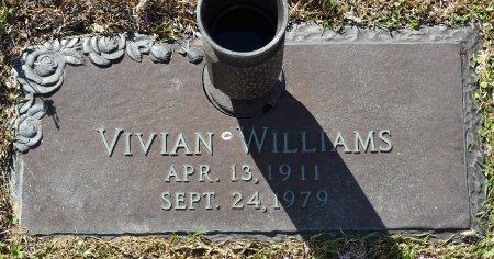 WILLIAMS, VIVIAN - Webster County, Louisiana | VIVIAN WILLIAMS - Louisiana Gravestone Photos