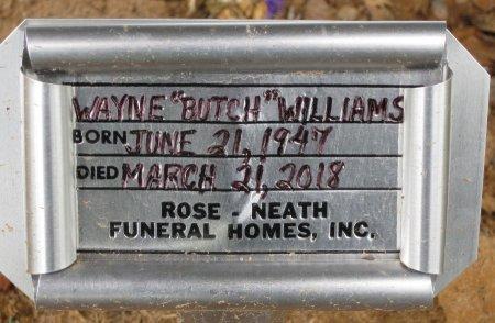 WILLIAMS, WAYNE WYNN, JR - Webster County, Louisiana | WAYNE WYNN, JR WILLIAMS - Louisiana Gravestone Photos