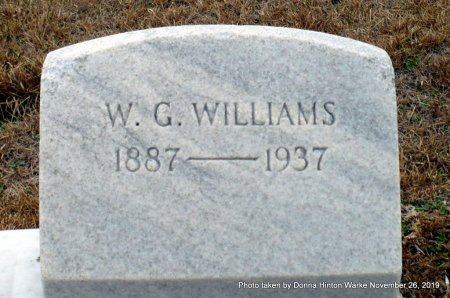 WILLIAMS, WILLIE GRAY - Webster County, Louisiana | WILLIE GRAY WILLIAMS - Louisiana Gravestone Photos