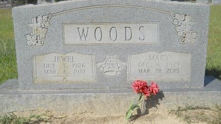 WOODS, SIDNEY JEWEL - Webster County, Louisiana | SIDNEY JEWEL WOODS - Louisiana Gravestone Photos