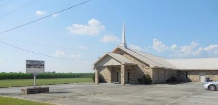 *CHURCH,  - West Baton Rouge County, Louisiana |  *CHURCH - Louisiana Gravestone Photos