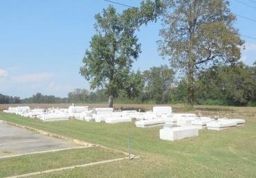 *OVERVIEW,  - West Baton Rouge County, Louisiana    *OVERVIEW - Louisiana Gravestone Photos