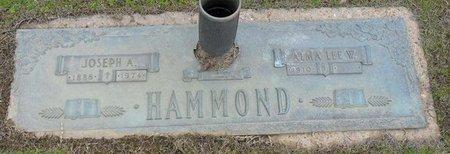 HAMMOND, JOSPEH A. - West Carroll County, Louisiana | JOSPEH A. HAMMOND - Louisiana Gravestone Photos