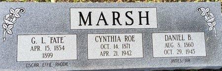 ROE MARSH, CHARLOTTE - West Carroll County, Louisiana | CHARLOTTE ROE MARSH - Louisiana Gravestone Photos