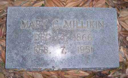 MILLIKIN, MARY - West Carroll County, Louisiana | MARY MILLIKIN - Louisiana Gravestone Photos