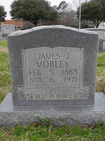 MOBLEY, JAMES J. - West Carroll County, Louisiana | JAMES J. MOBLEY - Louisiana Gravestone Photos