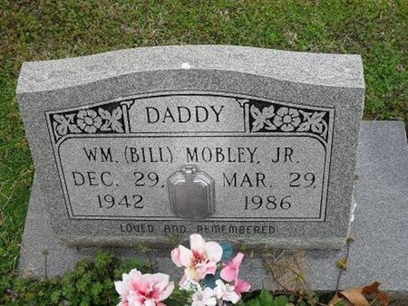 MOBLEY, WILLIAM (BILLY) JR. - West Carroll County, Louisiana | WILLIAM (BILLY) JR. MOBLEY - Louisiana Gravestone Photos